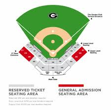Farm Show Large Arena Seating Chart Foley Field Seating Chart Foley Field General Admission