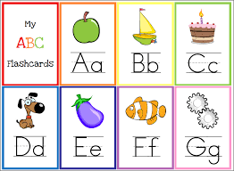 Remember to select the correct page number you wish to print, or select 'print all' if you've loaded all 7 sheets of papers. 8 Free Printable Educational Alphabet Flashcards For Kids