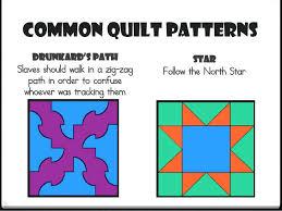 Underground Railroad Quilt Patterns Adorable Slave Quilts Underground Railroad Connectme