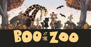 Boo At The Zoo Elmwood Park Zoo