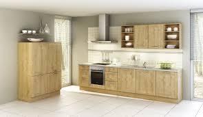 Moderne Einbauküche Classica 3400 Eiche Cornwall Küchen Quelle