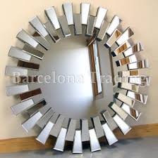 large mirror wall art uk