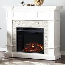 attractive faux rock fireplace home stone corner convertible electric images removal of faux rock
