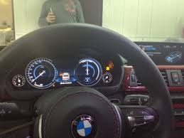 bmw 3 series 2018 news. simple series bmw f30 3 series with digital instrument cluster throughout bmw series 2018 news