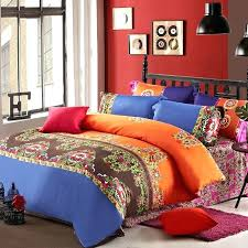 indian inspired bedding style bedrooms black tribal print sets intended for attractive house set prepare