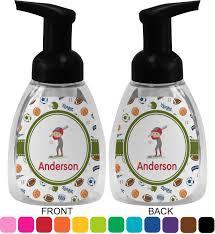 Sports Bathroom Accessories Sports Foam Soap Dispenser Rnk Shops