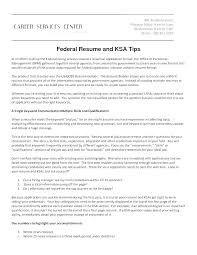 Federal Resume Example Impressive Government Resume Examples 28 Packed With Federal Government