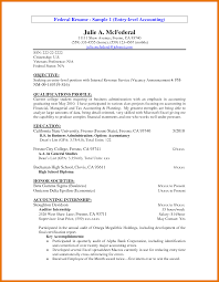 6 Sample Accounting Resume Objective Budget Reporting