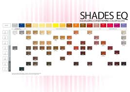 Redken Shades Eq Cream Color Chart Www Bedowntowndaytona Com