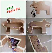 pinata box this pull string