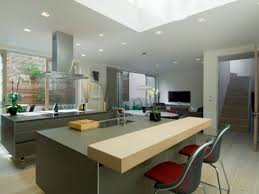 Image Of: Kitchen Living Room Design Awesome