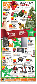 Home Depot 2015 Black Friday Ad - Black ...
