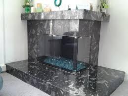frameless glass fireplace doors. 88-Elite. Frameless Glass Door Fireplace Doors R