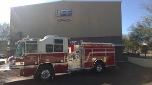 credit courtesy of pierce mfg the phoenix fire department
