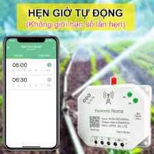 Công tắc thông minh Hunonic Noma – Điều khiển mọi thiết bị từ xa qua điện  thoại dùng sim- Hàng Việt Nam Chất Lượng Cao - Thiết bị điều khiển thông  minh