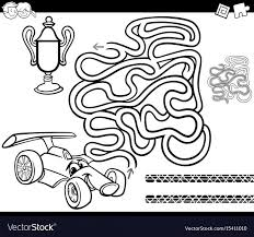 Race Car Coloring Pages Boston Cross