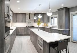 White Stained Wood Kitchen Cabinets Gray Stained Kitchen Cabinets Stain Kitchen Cabinets Beautiful