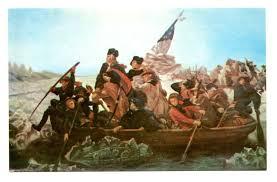 George Washington Crossing Delaware River Trenton New Jersey