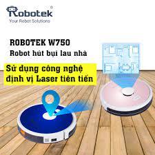 Robot hút bụi lau nhà thông minh loại nào tốt nên mua 2021? Robotek