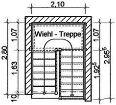 30 x 9 x 3,5 cm (art. Wiehl Treppen Planungsbeispiele