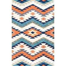 area rug turquoise chevron rugs furniture mart sioux center n