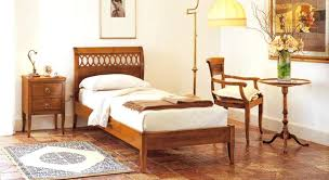 traditional bedroom ideas. Single Bed Bedroom Ideas Traditional With Brown Mahogany Design Frame And Antique Floor