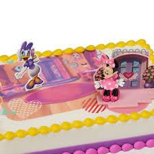 Minnie Mouse Bowtique Cake Decorating Kit 5 pcs