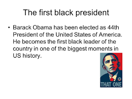 Image result for 1st black president of united states