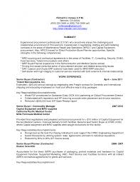 Buyer Resume Sample cover letter buyer resume objective buyer planner resume objective 80