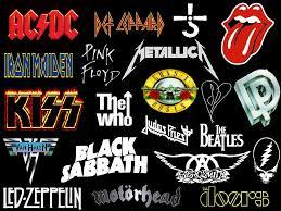 band logos wallpapaer by youthboy14
