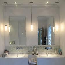 above mirror bathroom lighting. Bathroom Lighting Fixtures Over Mirror Opulent Design Ideas Lights Glamorous Ceiling Mounted Light Mirrors Above W