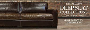 deep seat leather canada s boss