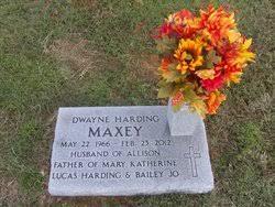 Rev Dewayne Harding Maxey (1966-2012) - Find A Grave Memorial