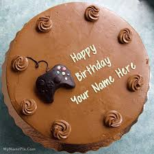 Write Name On Birthday Cake For Brother Happy Birthday Cake With Name