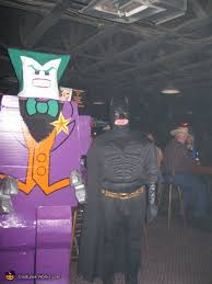 joker vs batman lego joker costume
