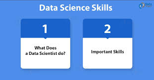 12 Top Data Science Skills Want To Be A Data Scientist In