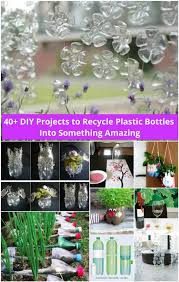 40 fab art diy ideas and projects to recycle plastic bottles into something amazing