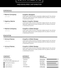 Bistrun Impressive Best Resume Formats Fresher Sample Free