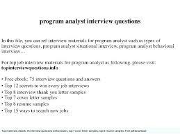 Government Affairs Cover Letter Program Analyst Cover Letter Program