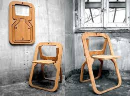 creative ideas for home furniture. wooden folding chair creative ideas for home interior design decor sitting furniture