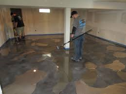 epoxy flooring basement. The Best Epoxy Floor Basement Remodel Metallic Marble Image Of How To Popular And Ideas Flooring Y