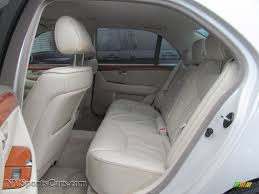 2001 Lexus LS 430 in Parchment Crystal photo #26 - 050549 ...