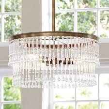 la boheme clear crystal chandelier