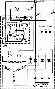 Diagram denso alternator wiring circuit mini 12v connection toyota
