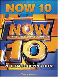 20 Chart Music Now 10 Now Thats What I Call Music 20 Chart Topping Hits