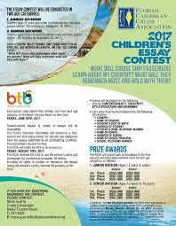 fcca children s essay competition