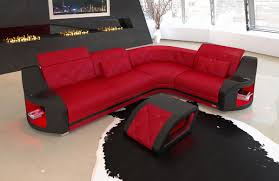 Ecksofa Genua In Leder In 2019 Nice Things Couch Sofa