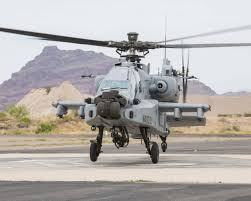 Iaf Receives First Apache Guardian Attack Helicopters India News