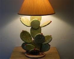 funky lighting. Prickly Pear Cactus Table Lamp Etsy Design Home Decor Funky Lighting