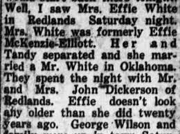 Effie Elliott - Newspapers.com